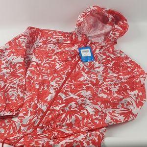 Columbia medium new windbreaker jacket